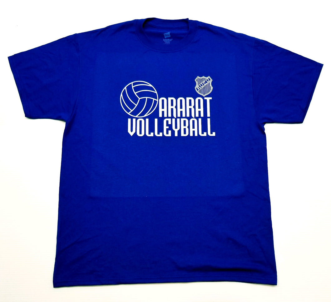 NEW ARARAT VOLLEYBALL T-SHIRT