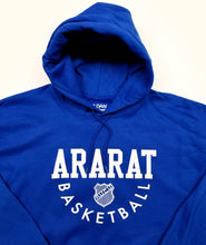 2019 ARARAT BLUE HOODED SWEATSHIRT