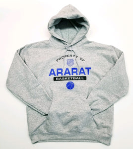 PROPERTY OF ARARAT HOODED SWEATSHIRT