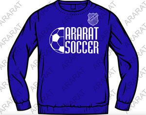 ***NEW***ARARAT SOCCER LONG SLEEVE T-SHIRT