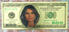 Melania Trump 500 Bill (Gold Foil Plated)