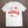 Adorable Deplorable T-Shirt (Made in the USA)