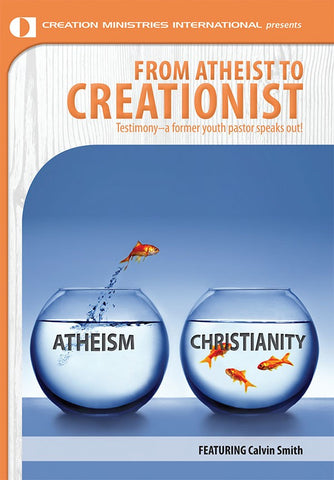 From Atheist to Creationist (DVD)
