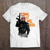 Come at Me Bro T-Shirt (Made in the USA)