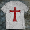 Christian Crusader Tshirt (MADE IN THE USA)