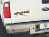 Definition of a Deplorable Bumper Sticker