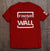 Finish The Wall T-Shirt (MADE IN THE USA)