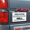 Heaven and Hell Magnet
