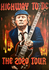"""Highway to DC - Trump 2020 Tour"" Poster (11 x 14)"
