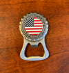 Keep America Great Trump 2020 Magnet Bottle Opener (Vintage Collection)