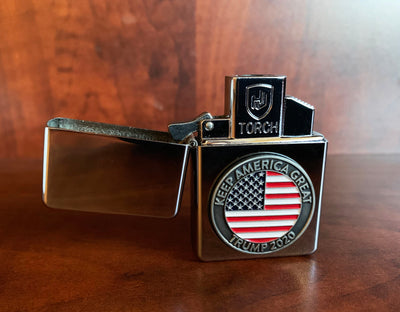 Keep America Great Electronic Pocket Lighter (Vintage Collection)