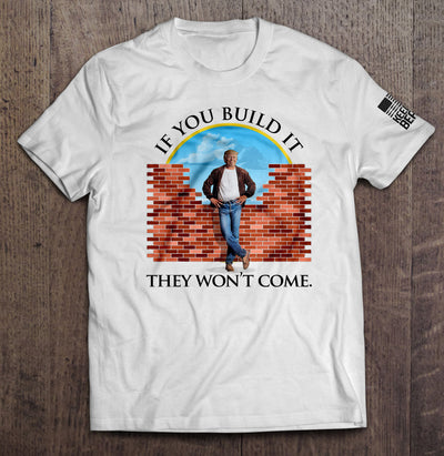 Wall of Dreams T-Shirt (MADE IN THE USA)
