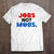Jobs not Mobs T- Shirt (MADE IN THE USA)