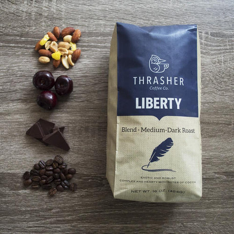 Liberty Blend Coffee
