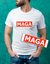 MAGA T-Shirt (MADE IN THE USA) + Free MAGA bumper sticker