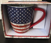 American Pride Coffee Mug + Gift Box