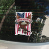 'Merica Bumper Sticker (MADE IN THE USA)