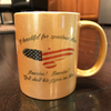 O Beautiful For Spacious Skies Mug