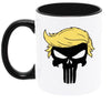 Punisher Trump Coffee Mug (MADE IN THE USA)