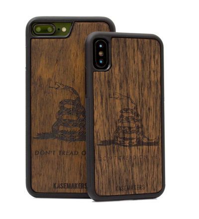 DTOM Wooden iPhone Case