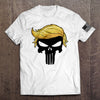 Punisher Trump T- Shirt (MADE IN THE USA)