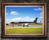 Trump Force One Photo Print (Collector's Item)