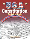 BACK-ORDERED: USA Constitution Activity Book