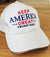 Keep America Great Cap - Tan (Custom Embroidered)
