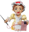 Betsy Ross Magnetic Personality (and Finger Puppet)