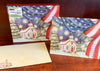 An American Christmas: Boxed Christmas Card Set