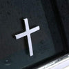 3D Cross Metal Car Emblem