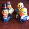Presidential Rubber Duckies (4 Pack)