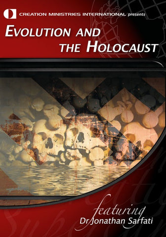 Evolution and the Holocaust (DVD)