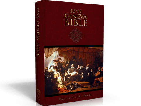 1599 Geneva Bible (Hardback Edition)
