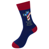 Flag Cross Socks