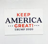 Keep America Great: Trump2020 Magnet