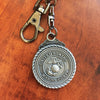 Military Branch Commemorative Keychain