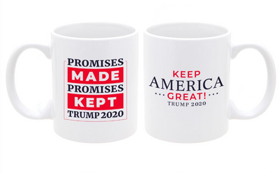 Keep America Great Trump 2020 Coffee Mug