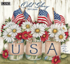 2019 Old Glory Wall Calendar