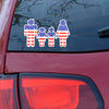 Flag Family Stickers (8-Pack)