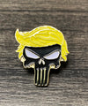 Punisher Trump Lapel Pin