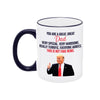 BACKORDERED: Trump Fathers Day Mug