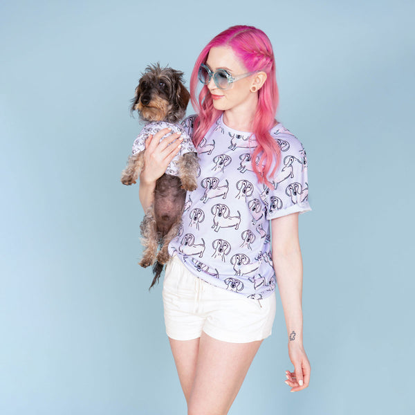 match with your dog this summer in bean goods collection of matching outfits for you and your dog!