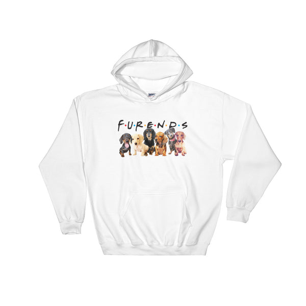 furends hooded sweatshirt