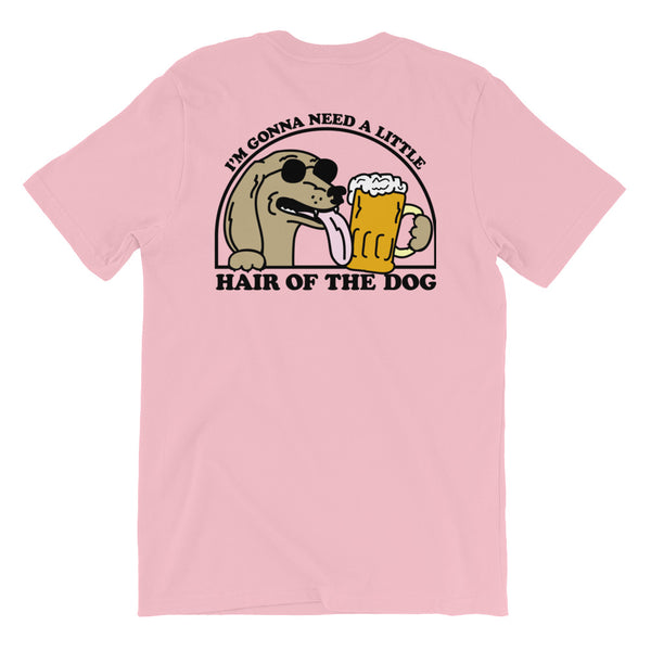 Hair of the Dog Tee | BeanGoods