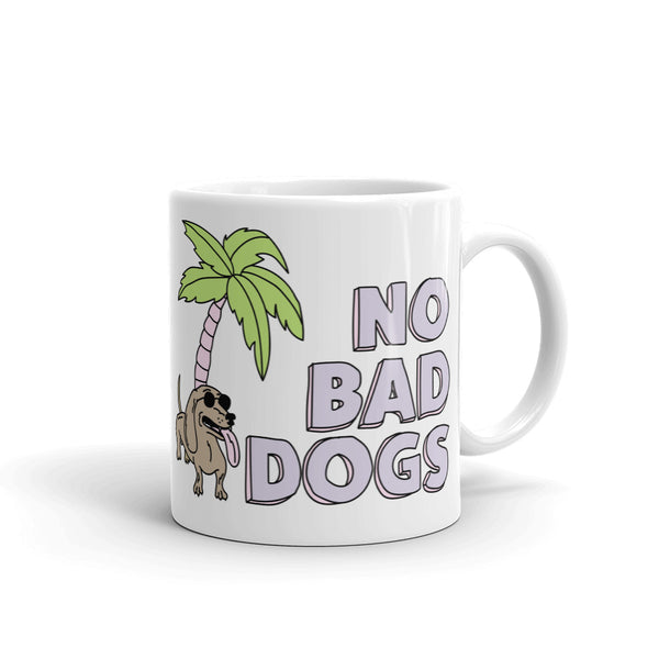 No Bad Dogs Mug | BeanGoods