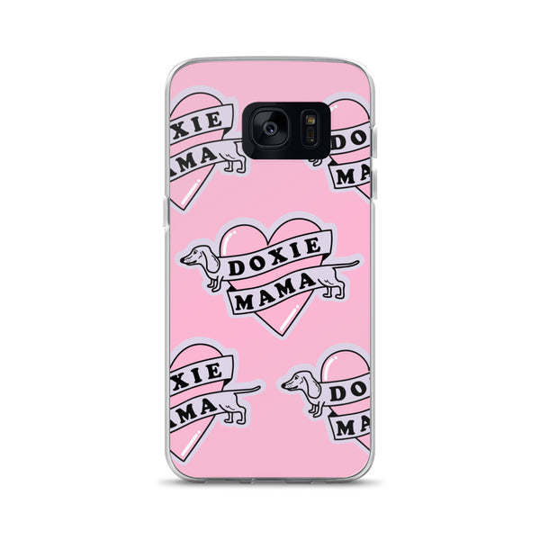 doxie mama samsung case