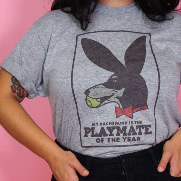 playmate of the year unisex tee - BeanGoods