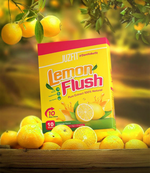 Juzfit Lemon Flush