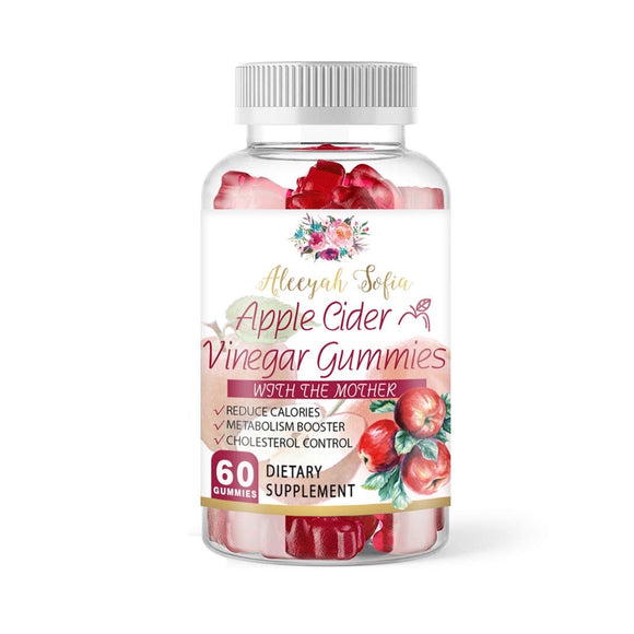 AS's Apple Cider Vinegar Gummy